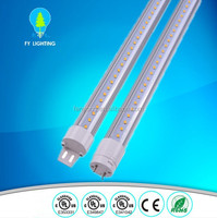 Cooler LED tube light T8 SMD 2835 LED fluorescent tube T8 G13 AC100-277V 22W waterproof led tube IP65