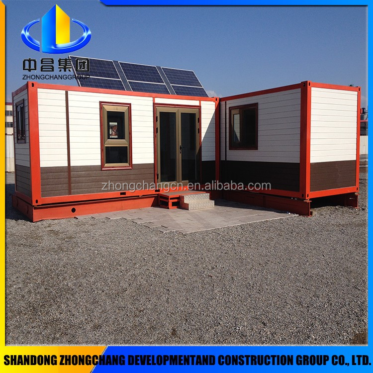 Eco friendly hotels prefab houses
