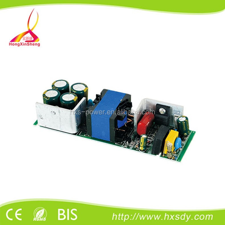 China Zhongshan 70W High PF LED Driver constant current led driver well led light driver power supply