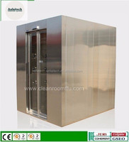 Fully Automatic Infrared blowers Air Shower Cleanroom Chamber