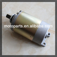 High quality 250CC engine motor motorcycle starter motor