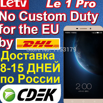 Original Letv le 1 pro smart phone 2560*1440 Qualcomm Snapdragon 810 4G FDD LTE Octa core cell Phone 4G RAM 32G ROM 13MP