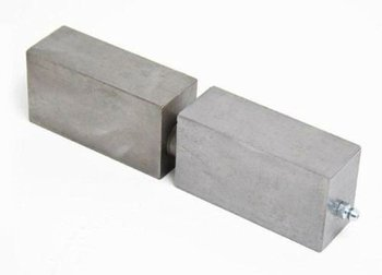 Steel Square Hinges