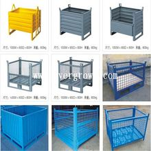 Rigid Welded Wire Mesh Cage With High Loading Capacity