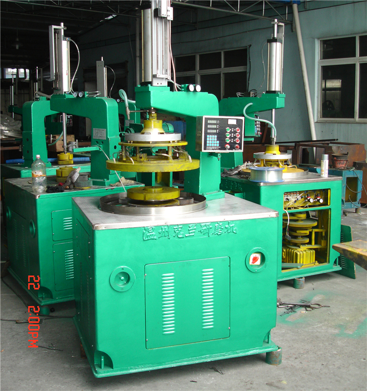 MAX 610MM Double Face Flat Lapping Machine