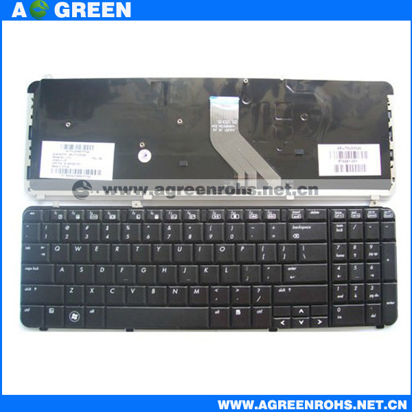 Hot sale Laptop keyboard for hp Pavilion DV6 in stock