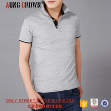 Newest Fashion Design Hot Selling Man Polo T-Shirt With Wholesale Price