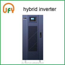 High efficiency energy storage 10K hybrid solar inverter with charger controller