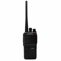 Professional Anysecu DM-665 DMR UHF 400-470MHz Digital Radio/interphone clear and crisp voice communication