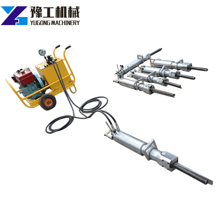 2017 Hot hydraulic rock splitting tool for Sale