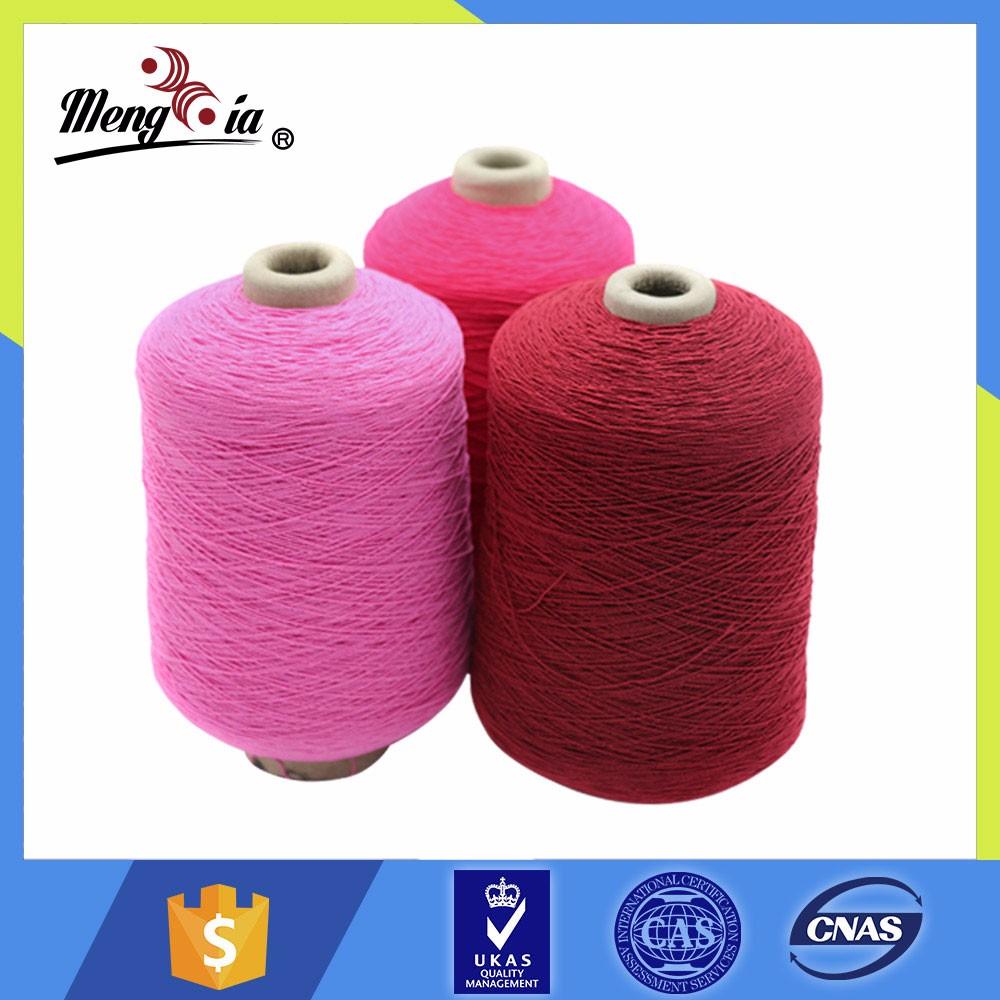 High tenacity colorful rubber elastic thread for socks and gloves