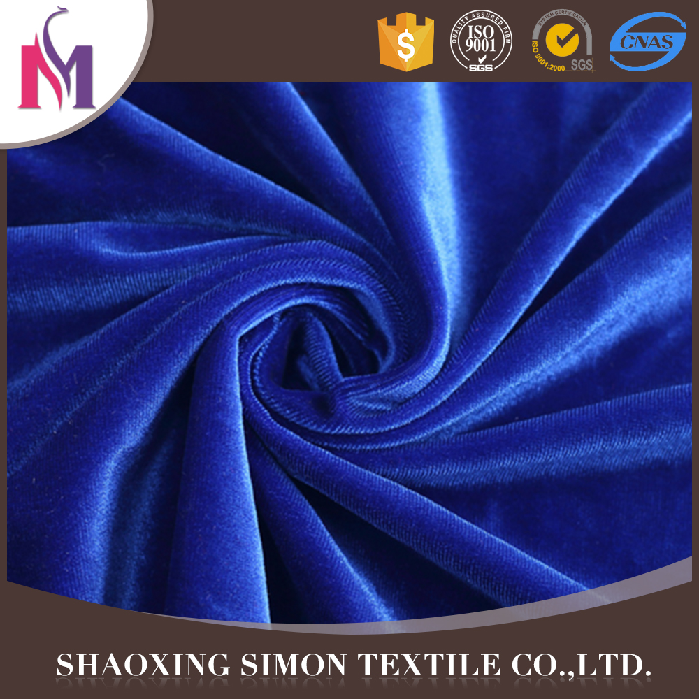 All Kinds Of dubai velvet fabric popular african design velour hotel bedding sheet set