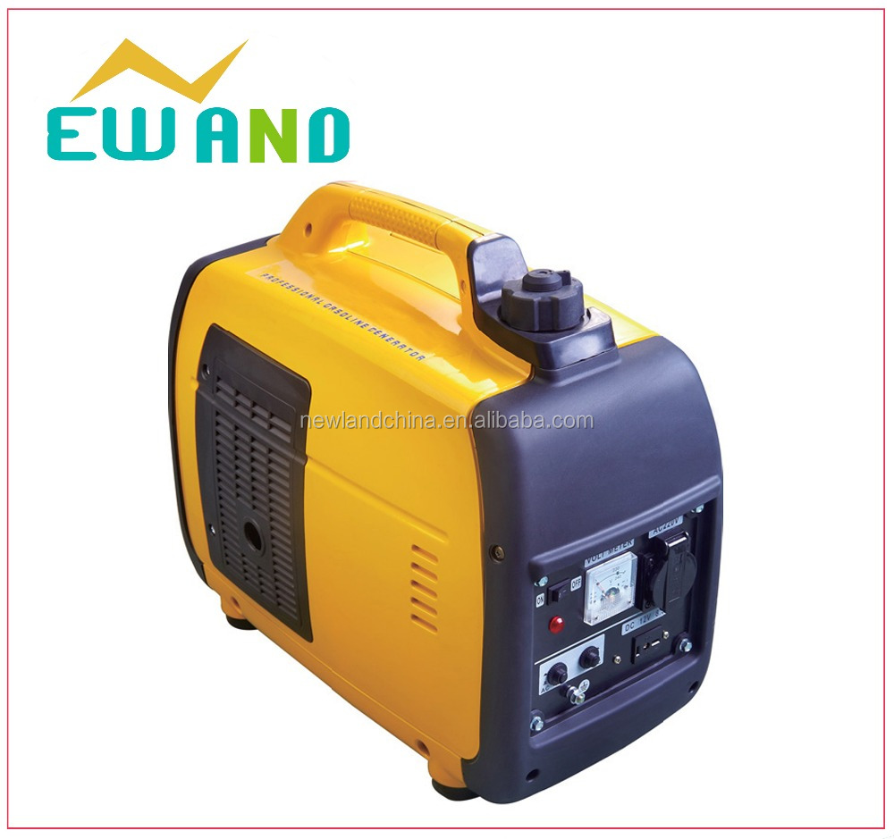 Newland(China) hot sale 950 AC single 12V DC hand operated small gas generator for home use portable 950 generator
