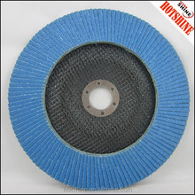 Zirconia Abrasive Flap Disc for Stainless Steel Surface Treatment