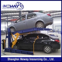 Cheap high quality car parking system tracking