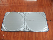 nylon car front sunshade