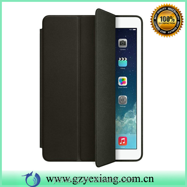 2015 Luxury High Quality PU Leather Case For iPad Air Cases And Covers