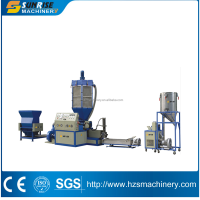 EPS Recycling Granulating Machine