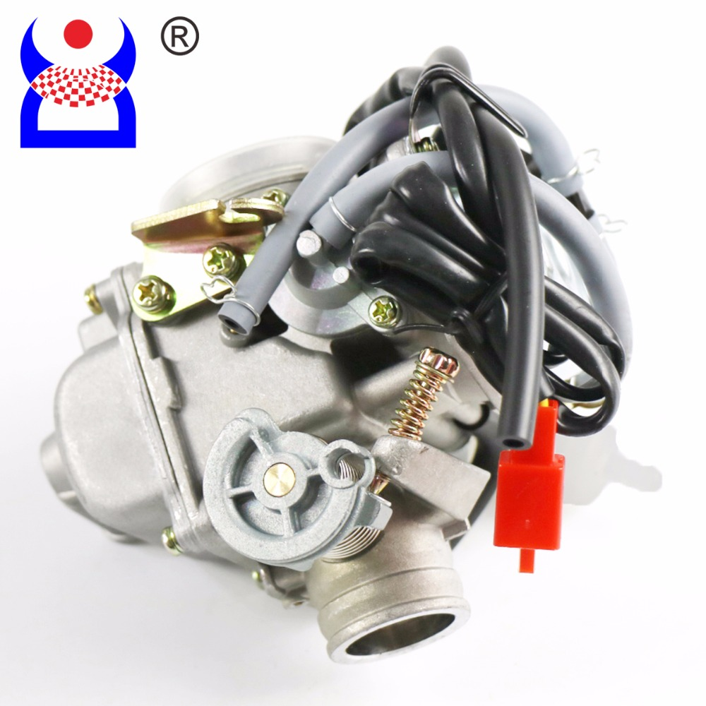 Dingchenglong motorcycle PD 24 parts nikki carburetor