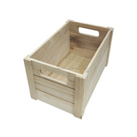 High quality unfinished wooden boxes wholesale