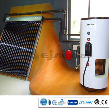 Split Pressurized Solar Water Boiler