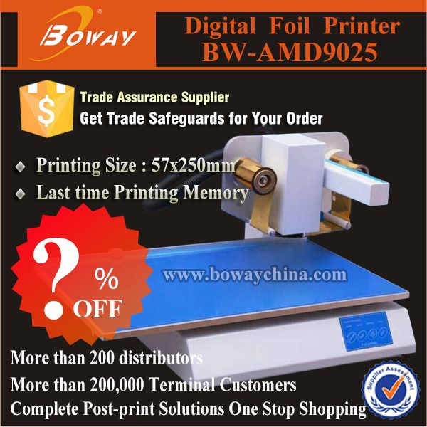 Promotion ?%OFF AMD9025 hot gold foil ribbon printing machine