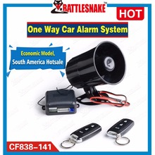 After market Car Alarm System Easy Installation safeguard Car Alarm