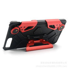For iPhone 8 Case Crab Smart Phone Game cases Foldable Joystick Kickstand Phone Stand MK868