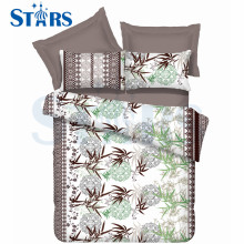 GS-FM3DRD-07 New style wholesale China market printed polyester bedspread fabric