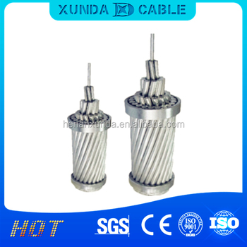 Overhead insulted 50mm2 AAC cable Aerial bundle cable