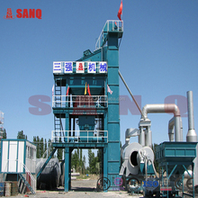 Bitume Mixing Plant For Road Construction From SANQ GROUP