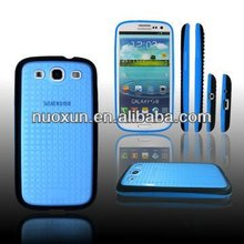 newest fashion design mobile phone PC&TPU case for samsung galaxy s3 i9300