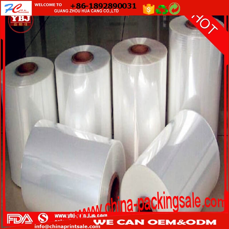 Gravure soft plastic printed laminated packing materials pet/al/pe film