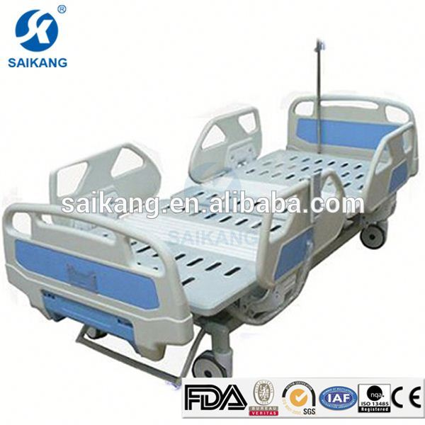 China Products Luxury Icu Hill Rom Hospital Bed