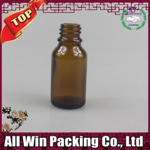 2 oz. Amber Boston Round Glass Bottle Clear Boston Round Glass Bottle 1 oz / Dropper/Specialty Bottle - European Dropper Bottles