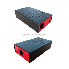 Sheet metal fabrication custom wall mount steel cases, china supplier electronic cabinet
