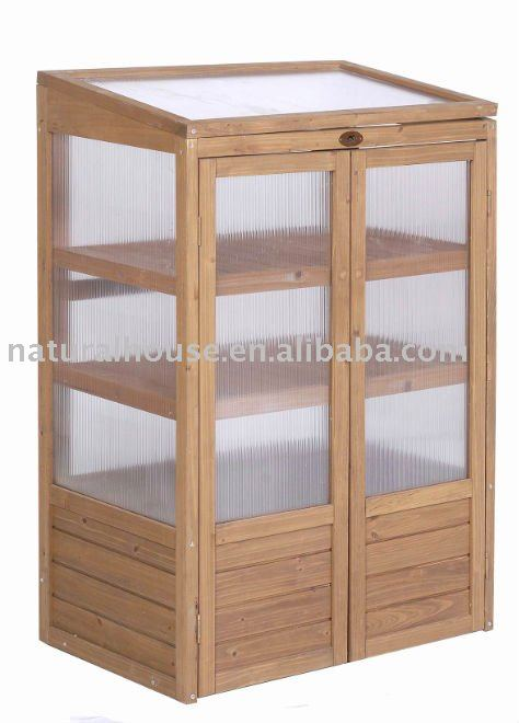 Item WGH-760/G Wooden Green House