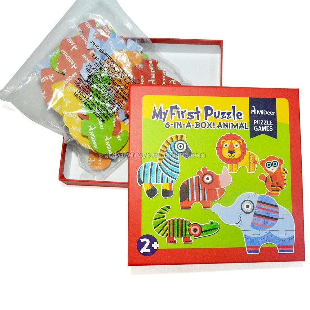 MIDEER kids puzzle my first puzzle earlier-educational imitate wooden puzzle for childrens gift.jpg