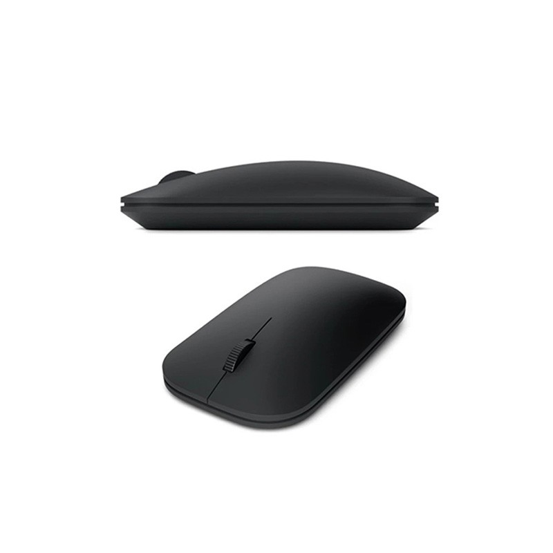 New Product Wireless Mouse With The Battery Rabberized