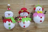 10 inch Santa hanging decoration / CHRISTMAS GIFTS