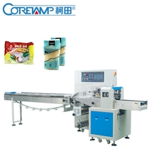 Pillow Bag Automatic Flow Dry Noodle Packing Machine