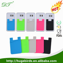 Universal Silicone Card Holder with 3m Adhesive Back