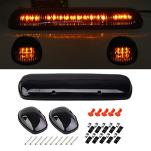 Bright Performance LED Top Cab Marker Light for 2002-2007 Chevy Silverado GMC Sierra Trucks