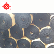 Solid waterproof breathable roofing membrane for polyester felt