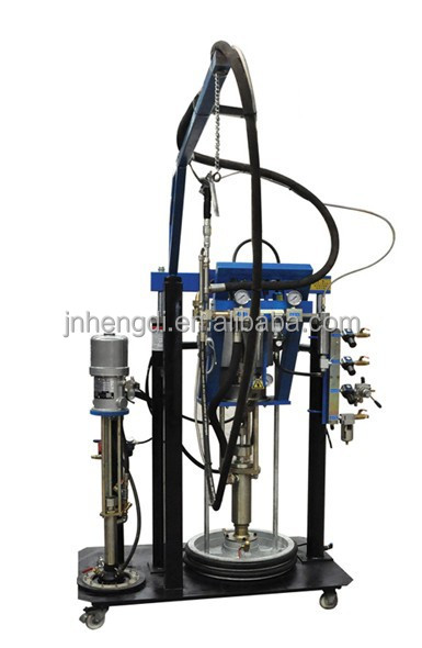 Silicone sealant extruding machine for insulating glass/double glass (ST03)