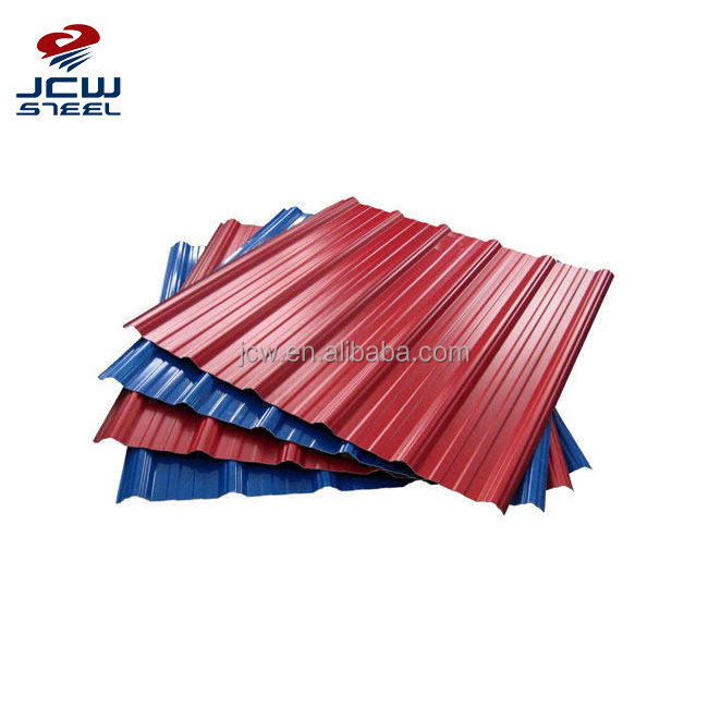 China Suppliers Products Colored Galvanized Tuning Metal Roof US