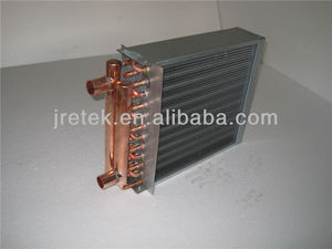 Chilled water cooling coil/water fan coil