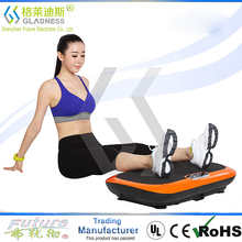 Gladness Full Body Vibration Platform Fitness Massage Machine 3D vibrator