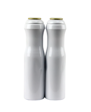 Latest design superior quality roll on aluminum empty deodorant bottles in low price