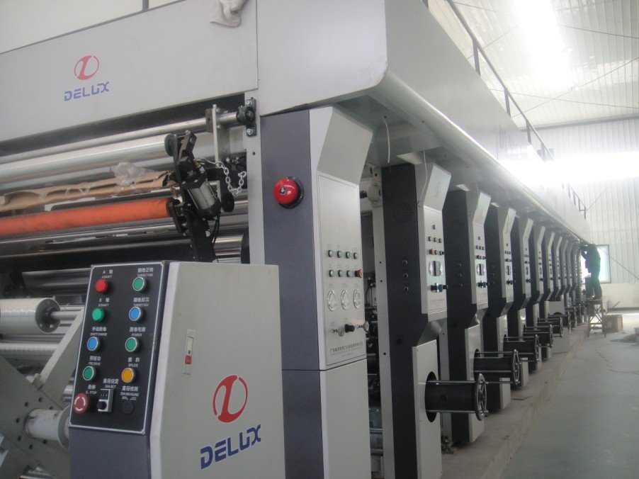 CPP / PP/ PE /HDPE / LDPE FILMS /// MACHINE